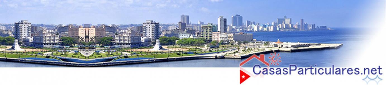 Vista panorámica de La Habana, desde La Habana Vieja